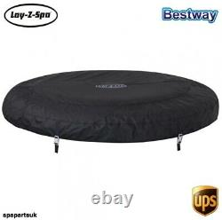 2021 Bestway Lay Z Spa Miami Liner / Tub / Body, Top Cover & Inflatable Lid Set