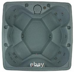 6 PERSON SPA-29 JETS PLUG n' PLAY -WATERFALL- OZONE -LOW Maintenance-3 Colors