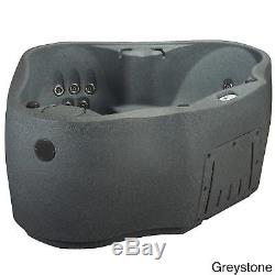 AquaRest AR-300P 2-person Spa with Ozone, Heater, 14 Jets, and LED Waterfall