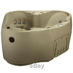 AquaRest Spa AR-300P (240-Volt) 2 Person Spa with 14 Jets and Free Cover