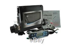 Balboa EL2000 Retrofit Kit- Spa Heater with cables, light, ML700 LCD controller