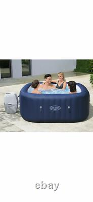 Bestway Hawaii Lay-Z-Spa AirJet Inflatable Hot Tub Spa BW60021