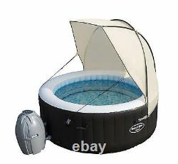 Bestway Lay-Z-Spa Canopy Hot Tub Shelter BW58464 Vegas Miami Palm Fabric Cover