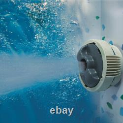 Bestway Lay-Z-Spa Helsinki Airjet Inflatable Spa 5-7 Person Capacity