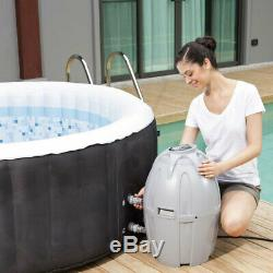 Bestway SaluSpa 71 x 26 Inflatable4-Person Spa Hot Tub (Used, Missing Cover)