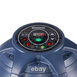 Bestway SaluSpa Hawaii AirJet 6-Person Inflatable Round Spa Hot Tub (For Parts)