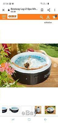 Bestway WhirlPool Lay-Z-Spa Miami AirJet 54123 Indoor/Outdoor Neu Filterpumpe