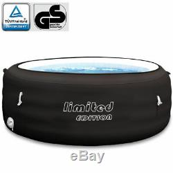 Bestway Whirlpool Lay-Z-Spa Aufblasbar Indoor Outdoor Pool Filterpumpe Heizung