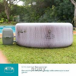 Brand New Boxed Lay-Z-Spa Cancun AirJet 4 Person Hot Tub with Freeze Shield