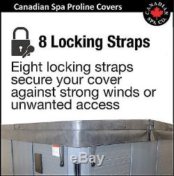 Canadian Spa Proline Hot Tub Cover Best Quality Best Prices Fast Delivery