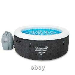 Coleman Cali AirJet Saluspa Inflatable Hot Tub with Remote & Liner LOCAL PICKUP-CA
