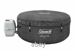 Coleman Cali Airjet Inflatable 2-4 Person Hot Tub