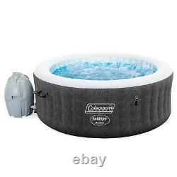 Coleman Home Spa 71 x 26 Havana AirJet Inflatable Hot Tub with Remote Control