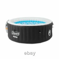 Coleman Lay-Z-Spa 71x26 Inflatable Hot Tub Black
