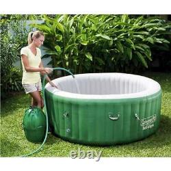 Coleman SaluSpa 6-Person Inflatable Spa Hot Tub (77x 28) (Used)