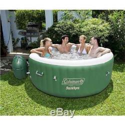Coleman SaluSpa Lay-Z-Massage 77x28 Inch 6-Person Inflatable Hot Tub (Open Box)