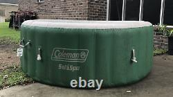 Coleman Saluspa 4-6 Person Inflatable TUB ONLY for Hot Tub Spa