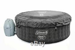 Coleman Saluspa 71 x 26 Havana Fits Up to 4 Adults! IN HAND FAST SHIPPING