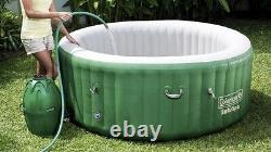 Coleman Soluspa Spa Inflatable Hot Tub Gently Used For A Few Months In 2020