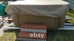Dimension One Californian 6 person hot tub. Exc. Cond