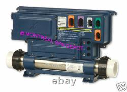 Gecko Aeware IN. XE spa pack control with 2-speed pump#2 + 4kW heater #0602-221066