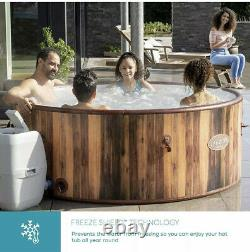 Helsinki Lay-Z-Spa Hot Tub Jacuzzi Inflatable Spa Bestway 2021 FREE DELIVERY