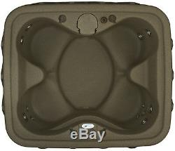 Holiday Sale 4 PERSON HOT TUB 20 JETS WATERFALL -PLUG n PLAY 3 COLORS