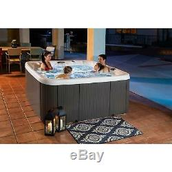 Hot Tub, 7-Seater Spa with 90 Hydrotherapy jets and two 2.5 HP pumps