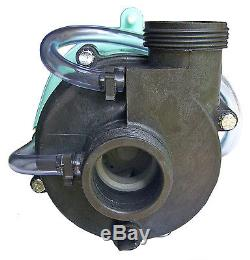 Hot Tub Pump 1hp Ultra Jet 1.5 with Thermal Wrap Heat Jacket