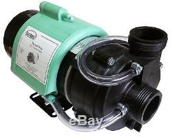 Hot Tub Pump 1hp Ultra Jet 1.5 with Thermal Wrap Heat Jacket BN25