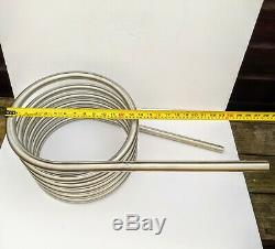 Hot tub heater coil stainless steel outdoor water heater heat exchanger