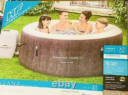 Hydro-Force Havana Inflatable Hot Tub SpaWith Freeze Guard