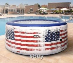 Inflatable Hot Tub 2-4 Person