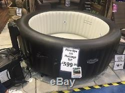 Intex Pure Spa 4/5 person with heater and accessories