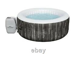 Lay Z Spa Bahamas Airjet 2-4 person inflatable hot tub spa New Like Cancun Miami