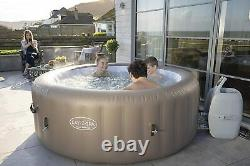 Lay-Z-Spa Bestway Palm Springs Hot Tub with Freeze Shield Technology, 4-6 Person