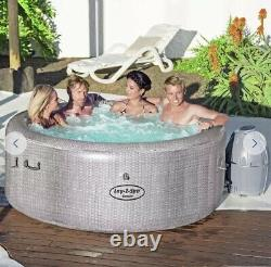 Lay-Z-Spa CANCUN 2-4 Person Inflatable Hot Tub 2021 New Lazy Spa