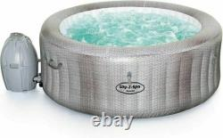 Lay-Z-Spa Cancun 4 Person Hot Tub Lazy Spa Brand New 2021 Model