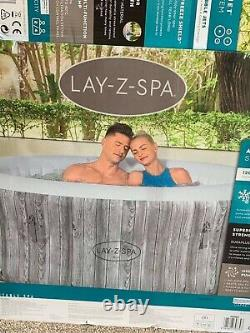 Lay-Z-Spa Fiji BRAND NEW 2-4 Person Inflatable Hot Tub 2021 Version FREE