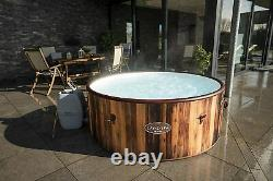 Lay Z Spa Helsinki 5/7 Person Hot Tub Brand New 2021 Freeze Shield IN STOCK