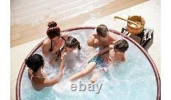 Lay-Z Spa Helsinki 5-7 Person Inflatable Hot Tub Jacuzzi Lazy
