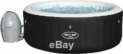 Lay-Z-Spa Miami Hot Tub 2-4 People Inflatable Spa