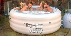 Lay z spa Vegas hot tub jacuzzi 4-6 people new