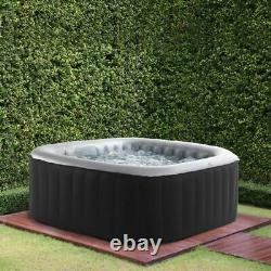 MSPA Alpine Delight Inflatable 6 Person Spa Hot Tub Jacuzzi REFURBISHED
