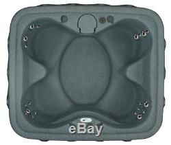 NEW 4 PERSON HOT TUB-20 JETS-EASY MAINTENANCE Plug and Play -2 COLOR OPTIONS