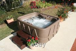 NEW 4 PERSON SPA 20 JETS Includes UPGRADES OZONE 3 Color Options