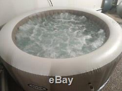 NEW Intex PureSpa Bubble Massage Inflatable Hot Tub Spa IN HAND SHIPS ASAP