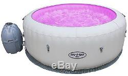 NEW Lay Z Spa Paris Lazy Spa NEW Inflatable Hot Tub Jacuzzi Lazy Massage Pool UK