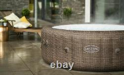 NEW Lay Z Spa St Moritz AirJet 2021 Model 5-7 Person Free Delivery