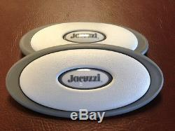 QTY-3 Sets Replacement Pillows Fits Jacuzzi J-300 Models Years 2007- 2013